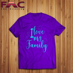 Design Baju Family Day