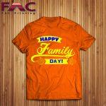 Design Baju Family Day